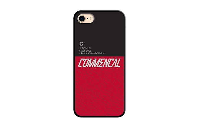 CARCASA COMMENCAL IPHONE 7 - 8 RED 2019