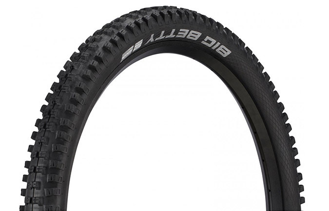 SCHWALBE BIG BETTY 29 X 2.4 BIKE PARK ADDIX