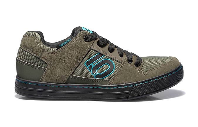 FIVE TEN FREERIDER EARTH GREEN