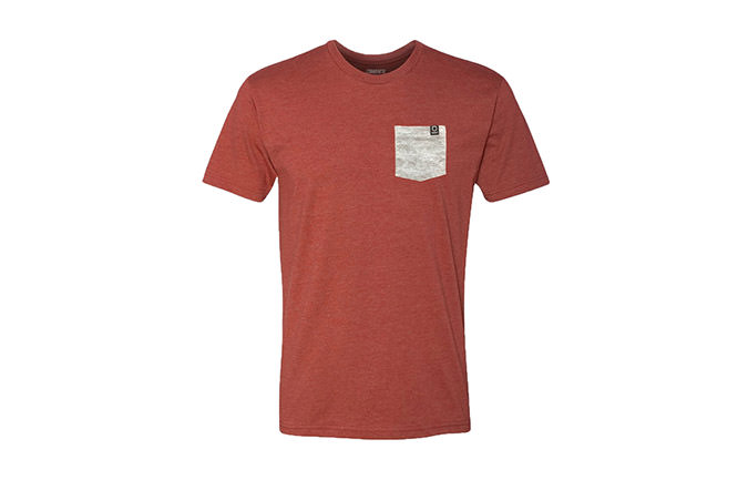 CAMISETA BASIC RED / GREY 2018