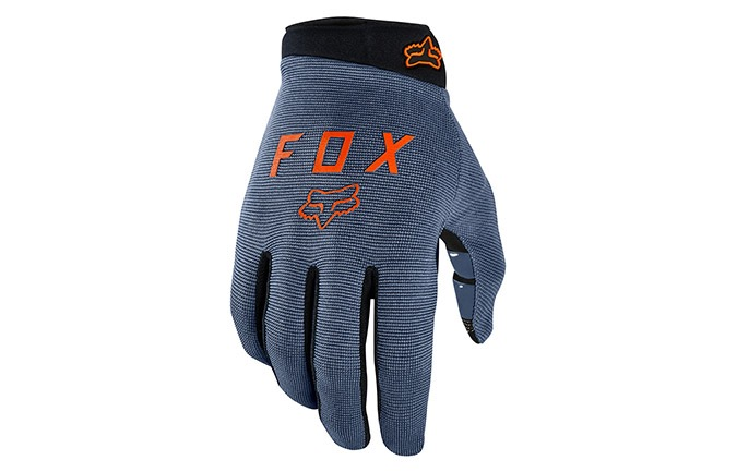 GUANTES FOX JUNIOR RANGER BLUE STEEL