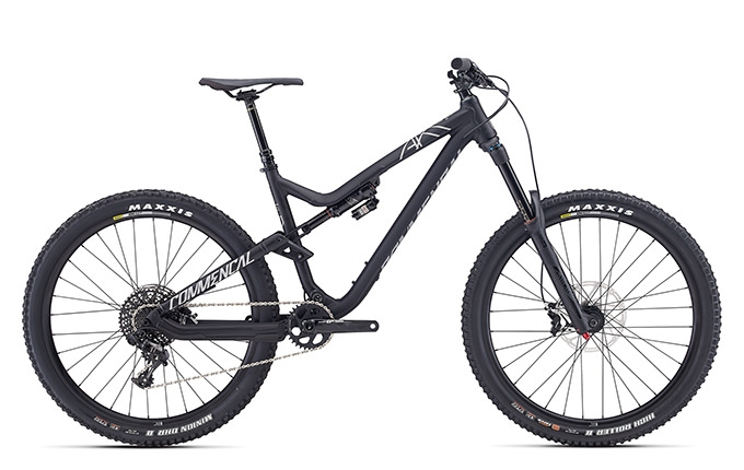 META AM V4.2 RACE 650B BLACK 2017