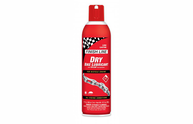 FINISH LINE DRY LUBE 500ML