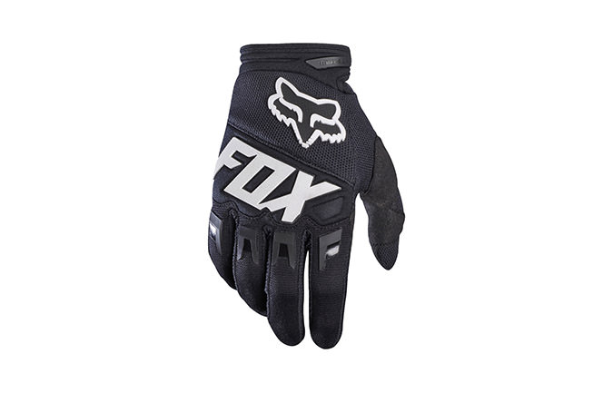 GUANTES FOX DIRTPAW RACE BLACK 2017