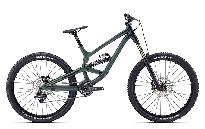 FURIOUS ORIGIN 650B GREEN 2017