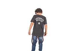 CAMISETA EAGLE CHARCOAL KIDS