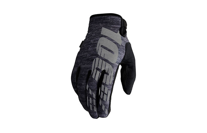 GUANTES 100% BRISKER COLD WEATHER HEATHER 2018