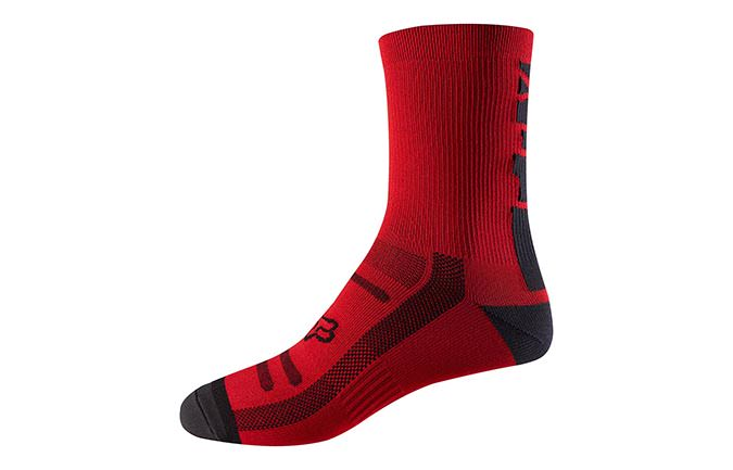 CALCETINES FOX 8 RED