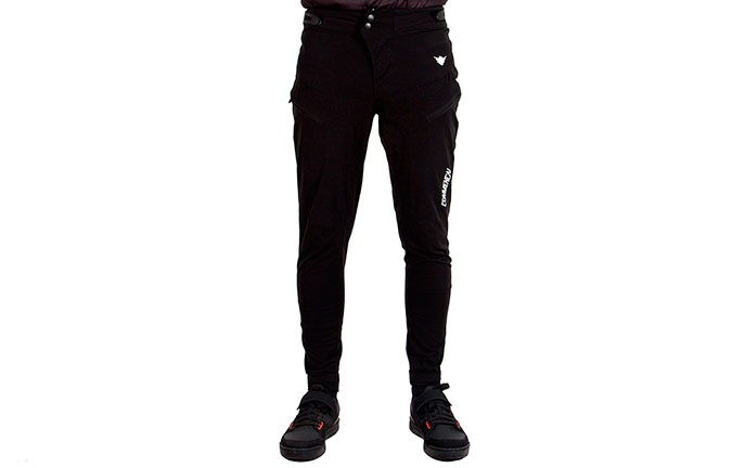 PANTALON COMMENCAL/FORBIKE BLACK 2019