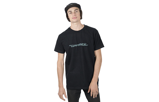 CAMISETA COMMENCAL HERITAGE GREEN