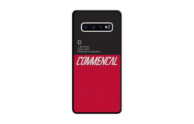 CARCASA COMMENCAL SAMSUNG GALAXY S10 RED 2019