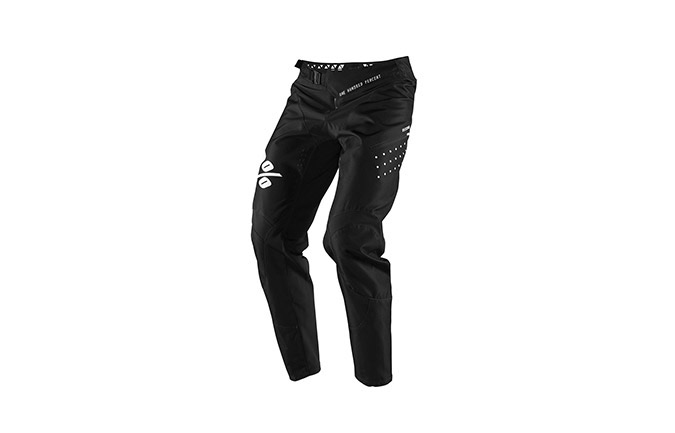 PANTALON 100% R-CORE BLACK