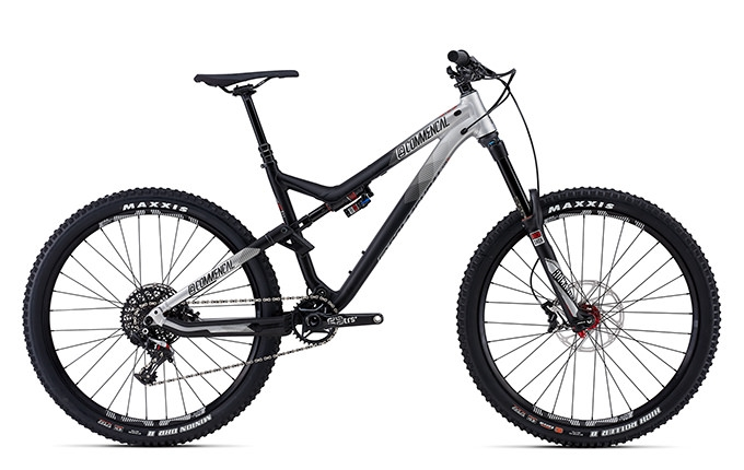 META AM V4 RACE 650B  BRUSHED EDITION