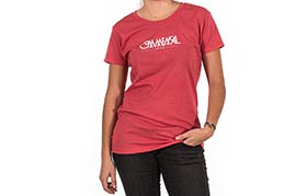 CAMISETA BUBBLE RED GIRLY
