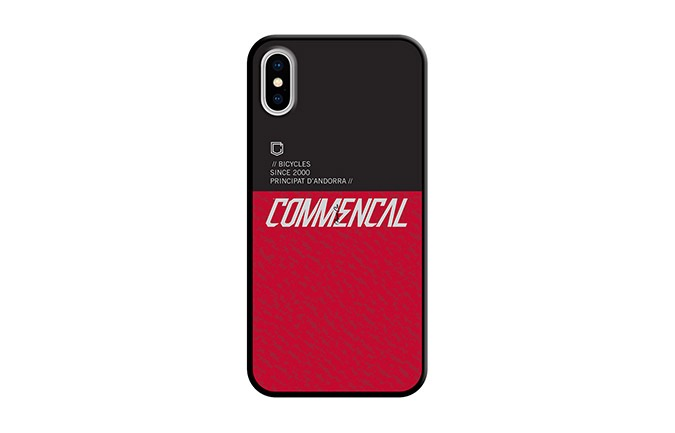 CARCASA COMMENCAL IPHONE X-XS RED 2019