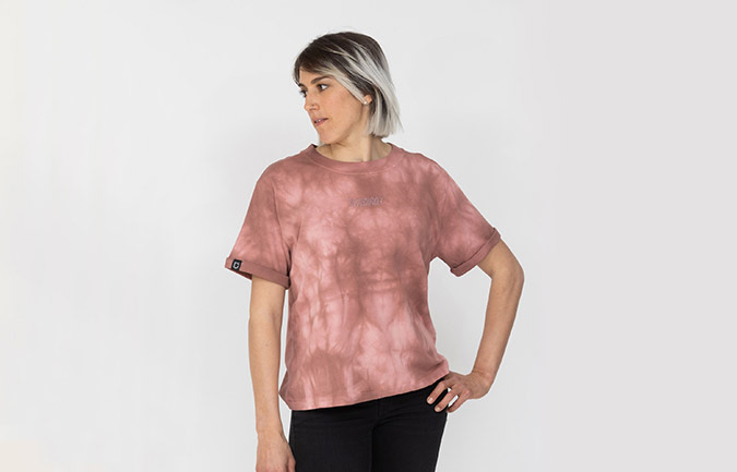 CAMISETA COMMENCAL TIE & DYE WOMEN