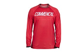 MAILLOT MANGAS LARGAS COMMENCAL RED