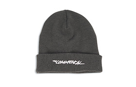 GORRO COMMENCAL ANTHRACITE