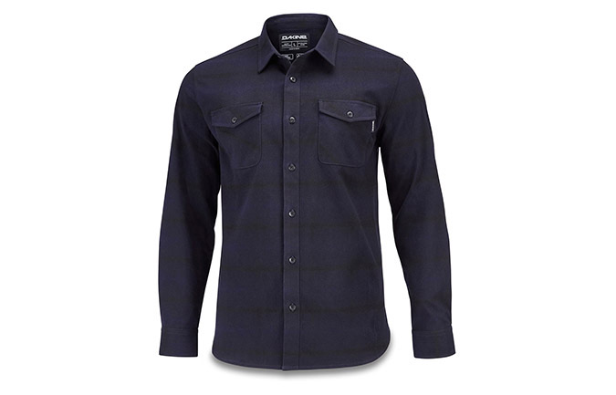 CAMISA DAKINE UNDERWOOD FLANNELLE NIGHT SKY