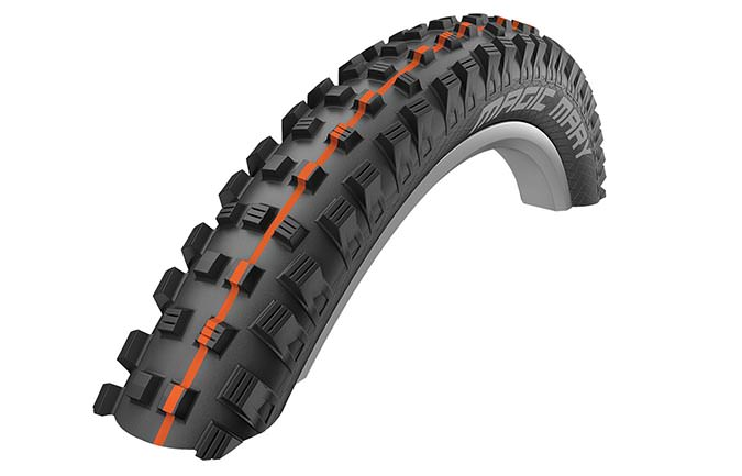 SCHWALBE MAGIC MARY 27.5 X 2.35 TUBELESS EASY ADDIX SOFT