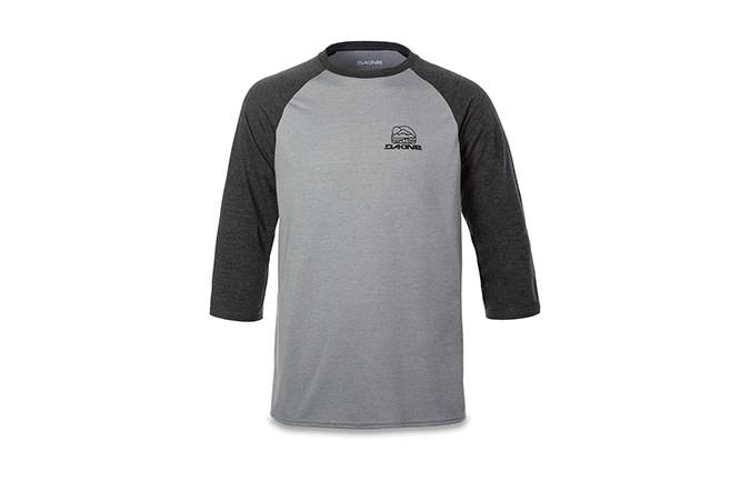 DAKINE WELL ROUNDED RAGLAN TECH T MANGAS 3/4 2018