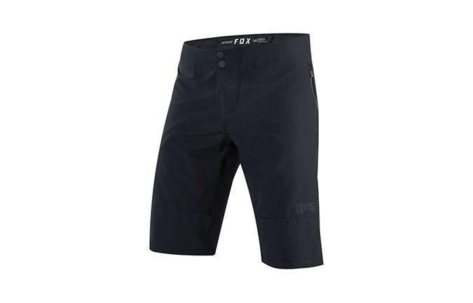 SHORT FOX ALTITUDE BLACK