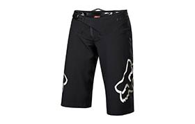 SHORT FOX WOMEN FLEXAIR BLACK/CHROME