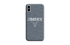 CARCASA COMMENCAL IPHONE X-XS GRISE