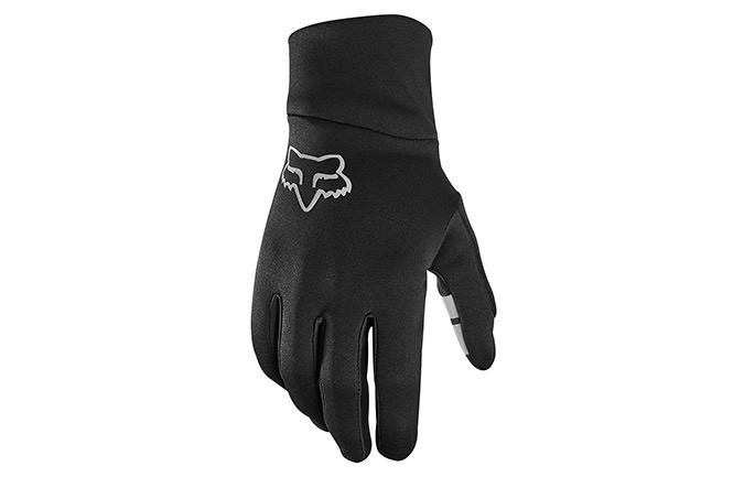 GUANTES FOX RANGER FIRE BLACK