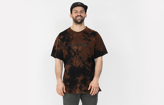 CAMISETA COMMENCAL TIE & DYE MEN