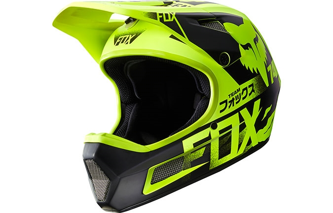 CASCO FOX HEAD RAMPAGE COMP 2016