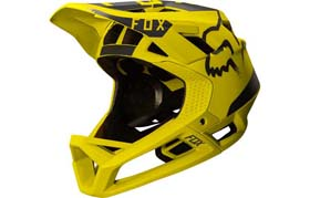 CASCO FOX PROFRAME YELLOW