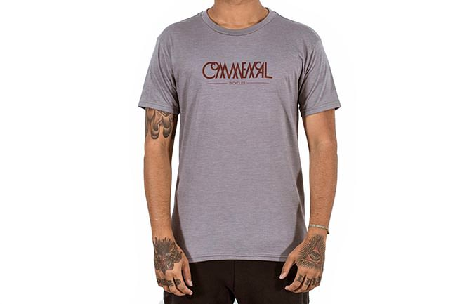 CAMISETA BUBBLE GREY 2018