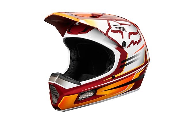 CASCO FOX RAMPAGE COMP RENO OPEN RED 2019