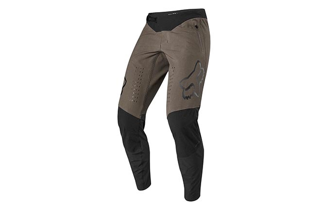 PANTALON FOX DEFEND KEVLAR OPEN BROWN 2019