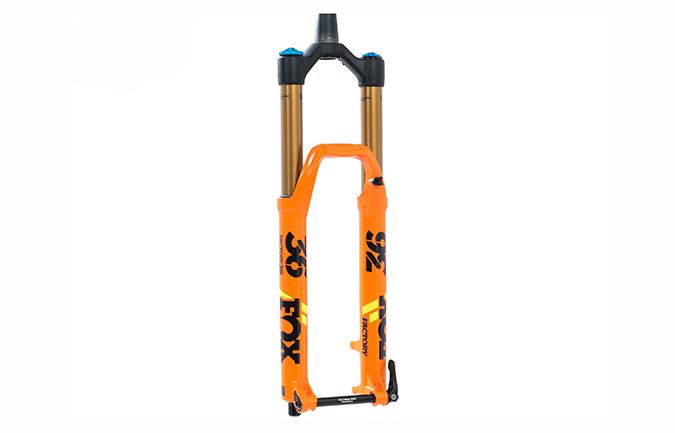 HORQUILLA FOX 36 FLOAT KASHIMA E-BIKE 160 MM 27,5 BOOST 2018 NARANJA