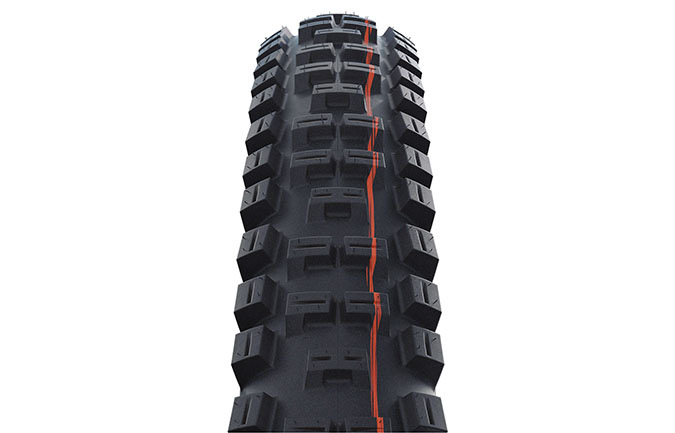 SCHWALBE BIG BETTY 24 X 2.4 SUPER TRAIL ADDIX SOFT