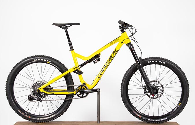 META AM V4.2 RACE EAGLE YELLOW 2017 (M)