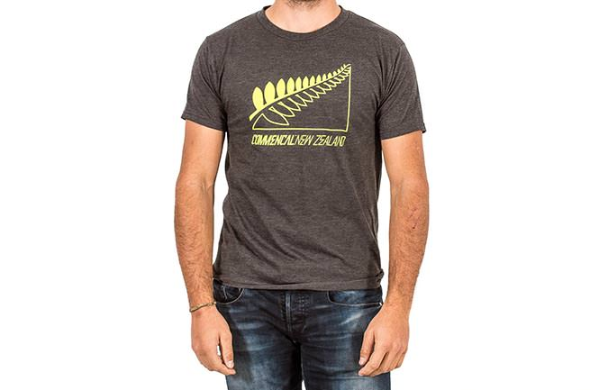 CAMISETA COMMENCAL NEW ZEALAND