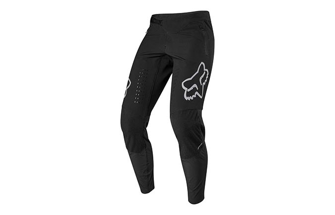 PANTALON FOX DEFEND KEVLAR BLACK 2019