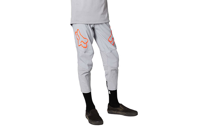 PANTALON FOX KIDS DEFEND GREY