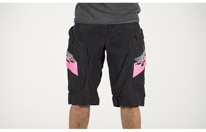 SHORT ENDURO ROSA