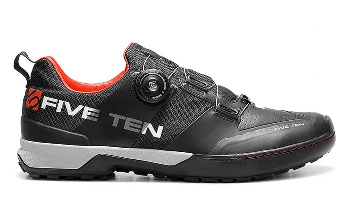 FIVE TEN KESTREL TEAM BLACK