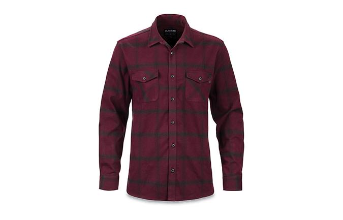 CAMISA DAKINE FLANELLE UNDERWOOD PLUM SHADOW 2018
