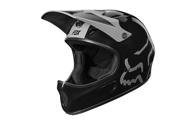 CASCO FOX RAMPAGE BLACK 2019