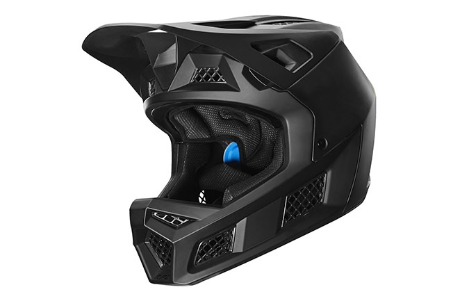 CASCO FOX RAMPAGE PRO CARBON MATTE BLACK 2019