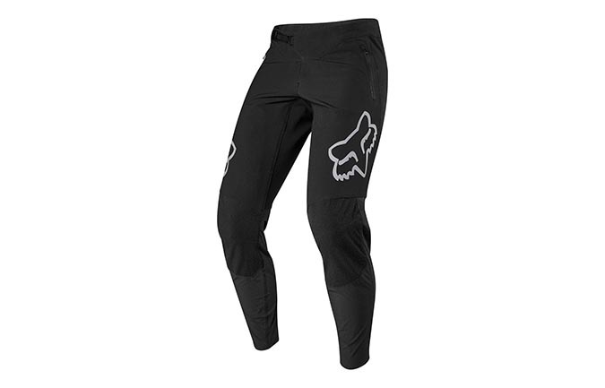 PANTALON FOX KID DEFEND NEGRO 2019