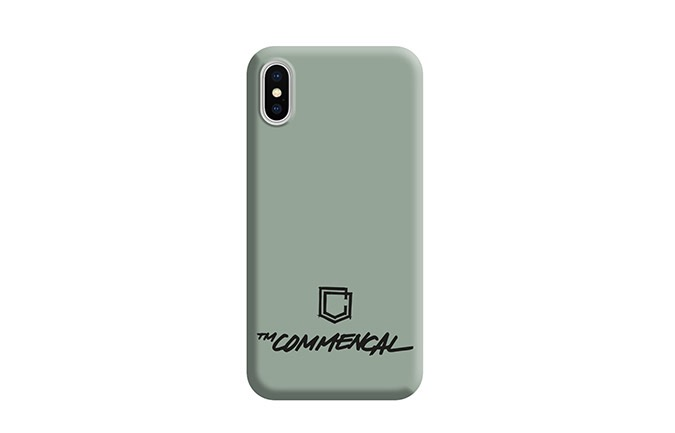 CARCASA COMMENCAL IPHONE X/XS HERITAGE GREEN