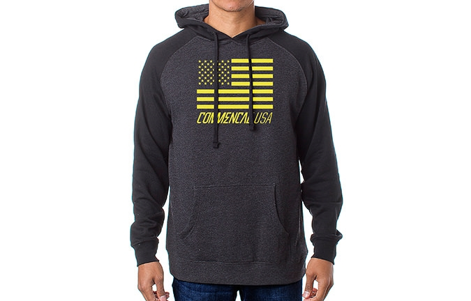 SUDADERA COMMENCAL USA