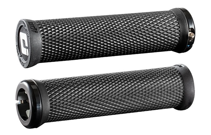 GRIPS ODI ELITE MOTION LOCK ON NEGRO